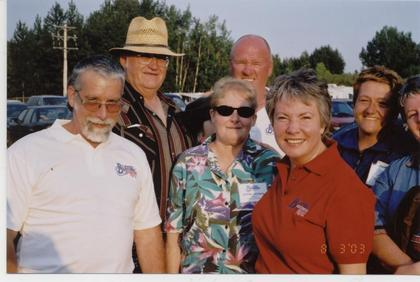 2003 - Blueberry Board of Directors