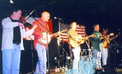 2003 - Lonesome River Band