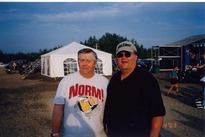 2003 - Norm Sliter & Calvin Vollrath