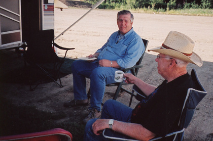 2003 - President Norm Sliter & VP Dave Johnston