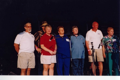2003 - Outgoing board of directors