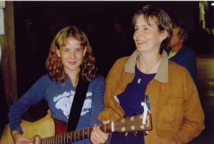 2004 - Erin Kushniruk & Sheila Hallett