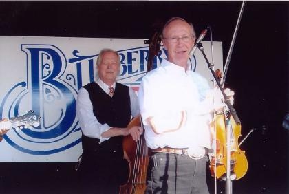 2004 - Jim Storey (bass) & Alfie Myhre
