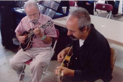 2004 - Roland White & John Reischman