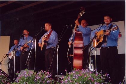 2005 - The Bluegrass Diamonds