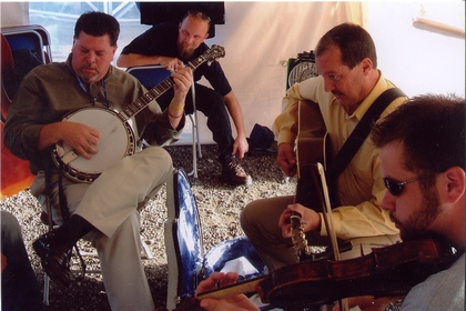 2005 - IIIrd Tyme out backstage