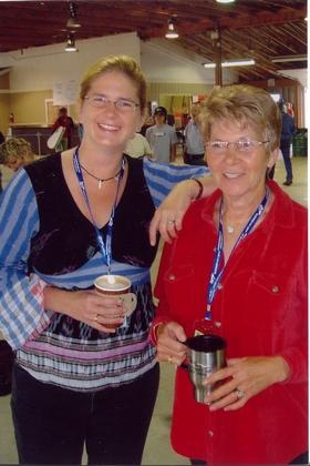 2005 - Jenny Lester & Marge Sliter