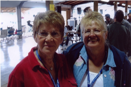 2005 - Marge & Janette - the 50-50 girls