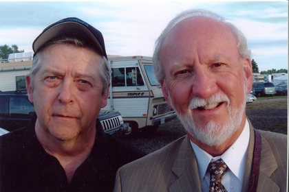 2005 - Blueberry President Norm Sliter & Doyle Lawson