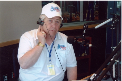 2005 - Blueberry President Norm Sliter on a CBC radio show