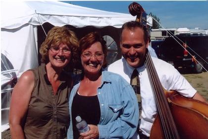 2005 - Pat, Kaeren & Down to the Wood's Glen Hoffart