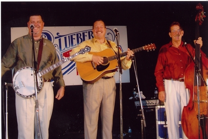 2005 - Steve, Russell, & Ray of IIIrd Tyme Out