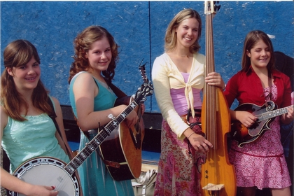 2005 - The Vissia Sisters - 2005 Crowd Favourite