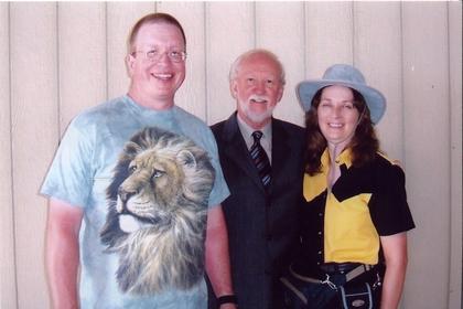 2005 - Tim & Marlene Gessner with Doyle Lawson