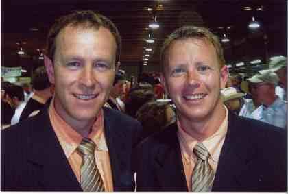2006 - Alan & Rick Spinney