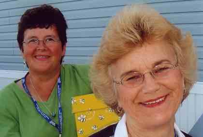 2006 - Ann Wakelin & Jean McCoury