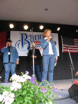 2006 - County Mayor Phyllis Kobasiak