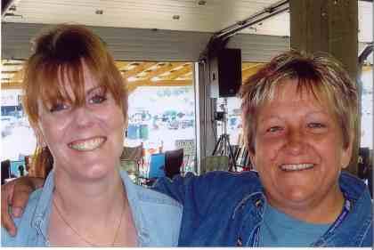 2006 - Carrie Cristman & Francie Sobon