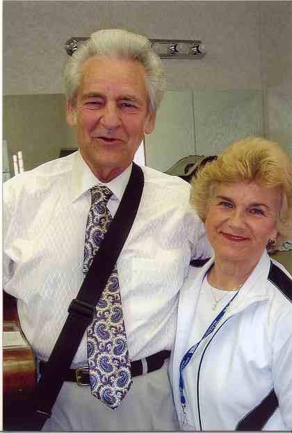 2006 - Del & Jean McCoury