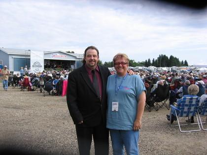 2006 - Mark Phillips & Francie Sobon