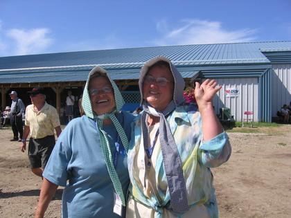 2006 - Janette & Rose