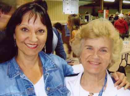2006 - Jeannette Sinclair & Jean McCoury