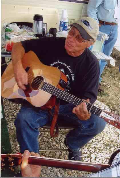 2006 - Ken Orrick of Lost Highway