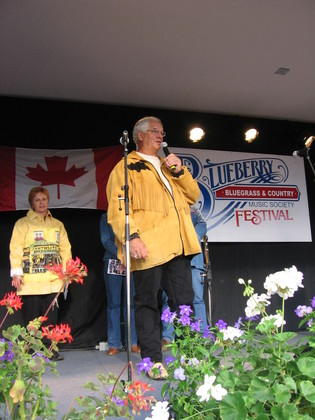 2006 - MLA Fred Lindsay