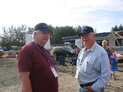 2006 - Norm Sliter & Dave Johnston