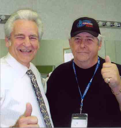 2006 - Thumbs up from Del & Norm