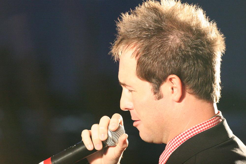 2010 - Joe Dean Jr. of Dailey & Vincent