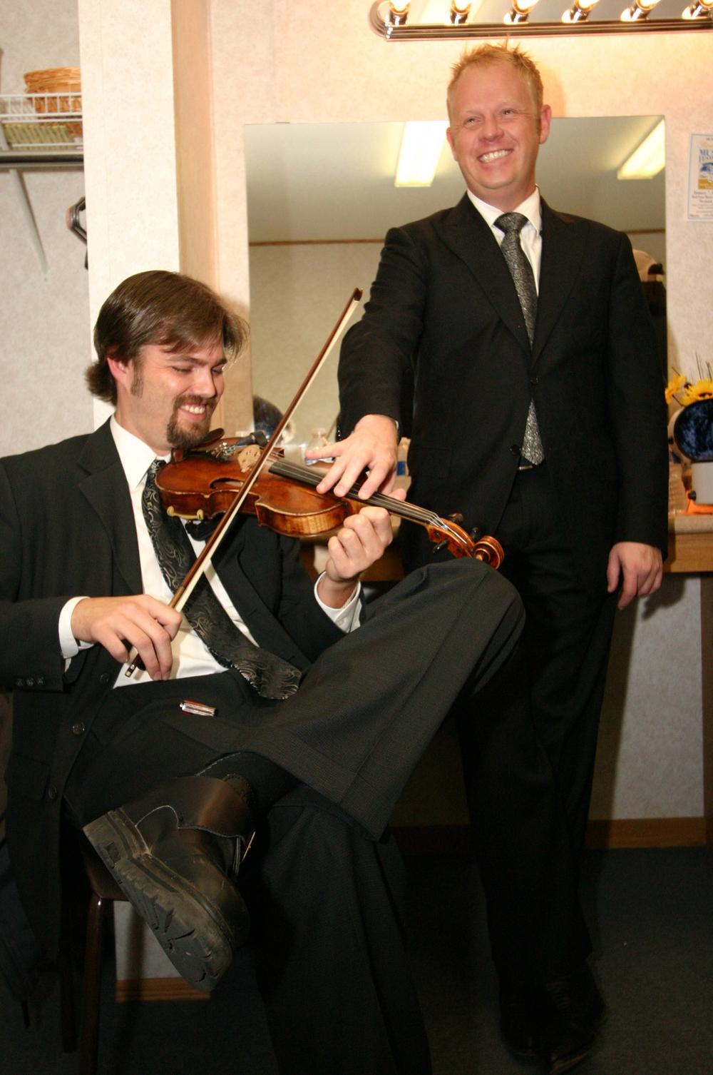 2010 - Jesse Stockman & Jamie Dailey