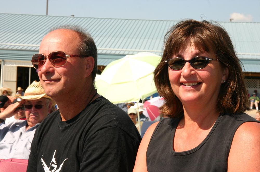 2010 - Faces of Blueberry - Ken & Carolyn Hotte