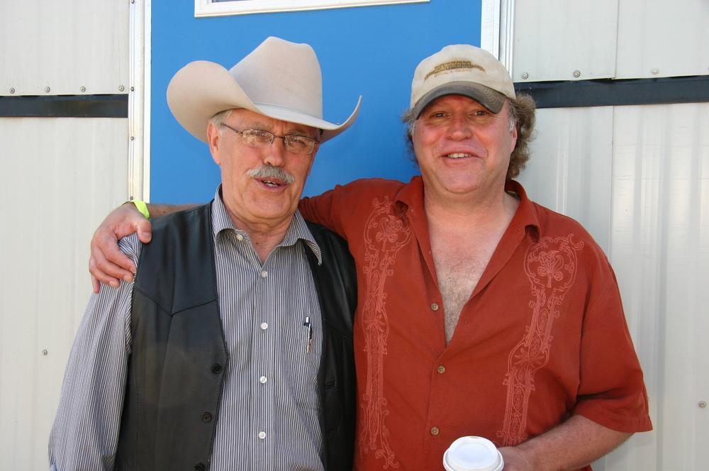 2010 - George McKnight & Peter North