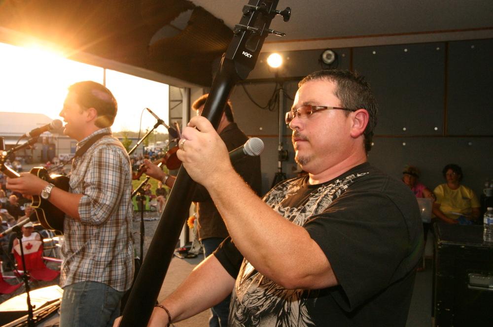 2010 - Darrell Webb & Randy Barnes - The Mashville Brigade