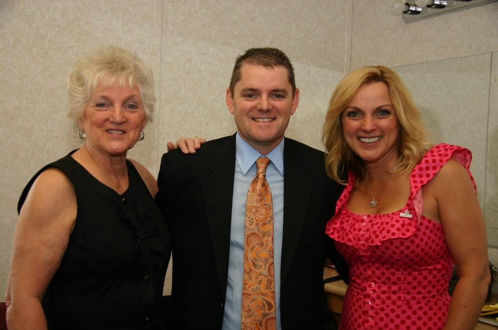 2010 - Carolyn, Brian & Rhonda Vincent