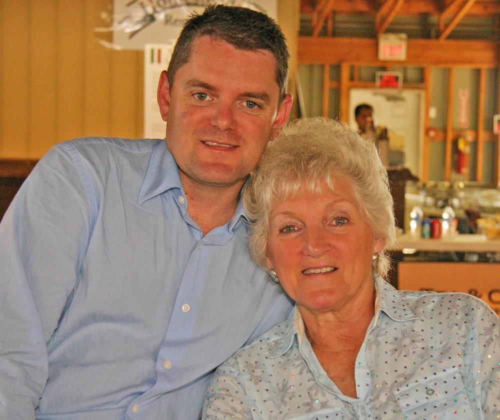 2010 - Brian & Carolyn Vincent