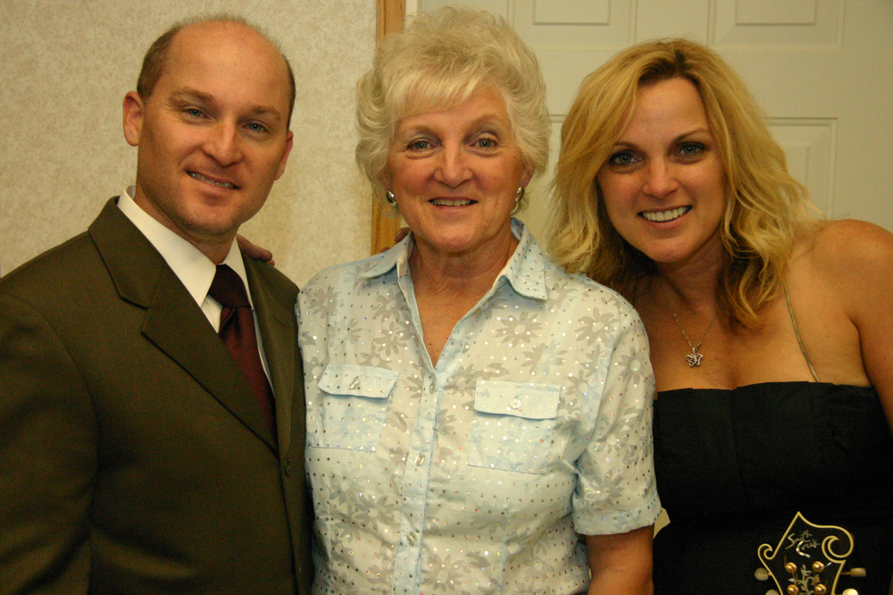 2010 - Darrin, Carolyn & Rhonda Vincent