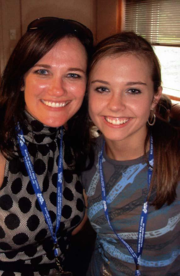 2009 - Alecia Nugent & Sierra Hull
