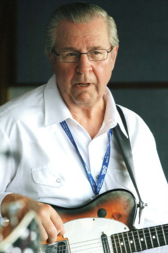 2009 - Richard Chernesky of Alfie Myhre's band