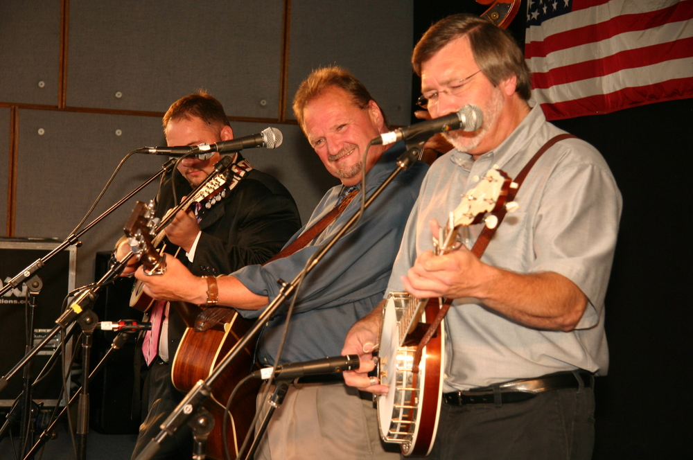 2009 - Donny Eldreth, Danny Paisley & Bobby Lundy - Danny Paisley & The Southern Grass