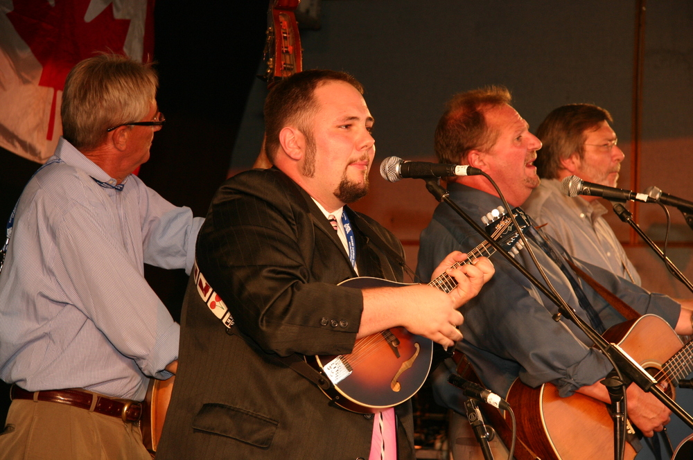 2009 - Michael Paisley, Donny Eldreth, Danny Paisley, Bobby Lundy - Danny Paisley & The Southern Grass