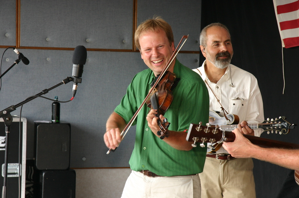 2009 - Byron Myhre & John Reischman - John Reischman & The Jaybirds