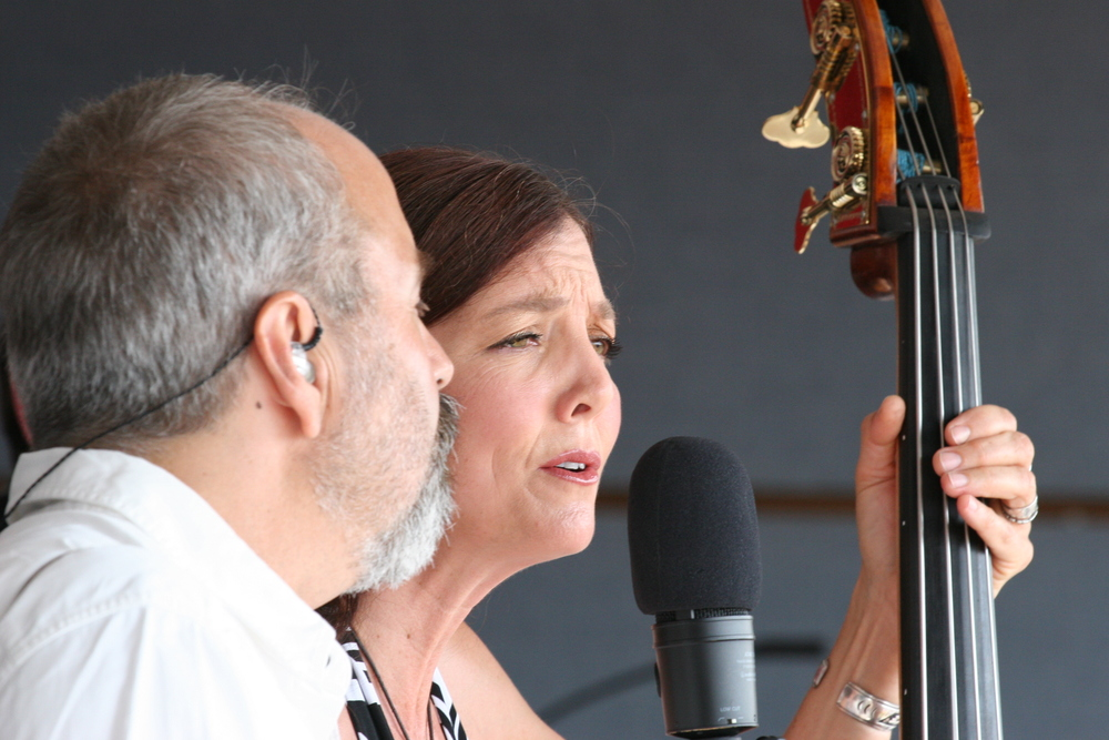 2009 - John Reischman & Trisha Gagnon - John Reischman & The Jaybirds