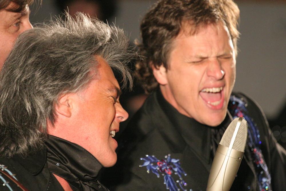 2009 - Marty Stuart & Paul Martin
