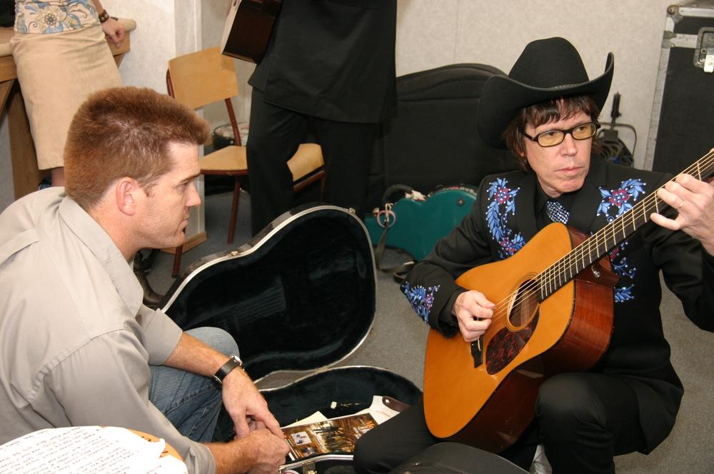 2009 - Clay Hess (Sierra Hull & Highway 111) & Kenny Vaughan (Marty Stuart & His Fabulous Superlatives)