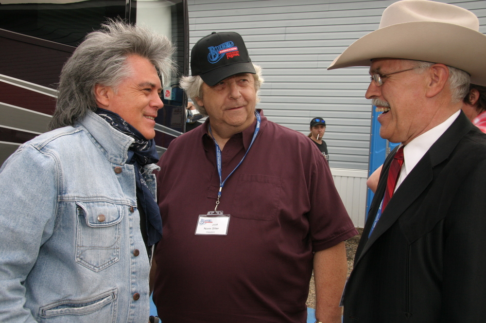 2009 - Marty Stuart, Norm Sliter & George McKnight