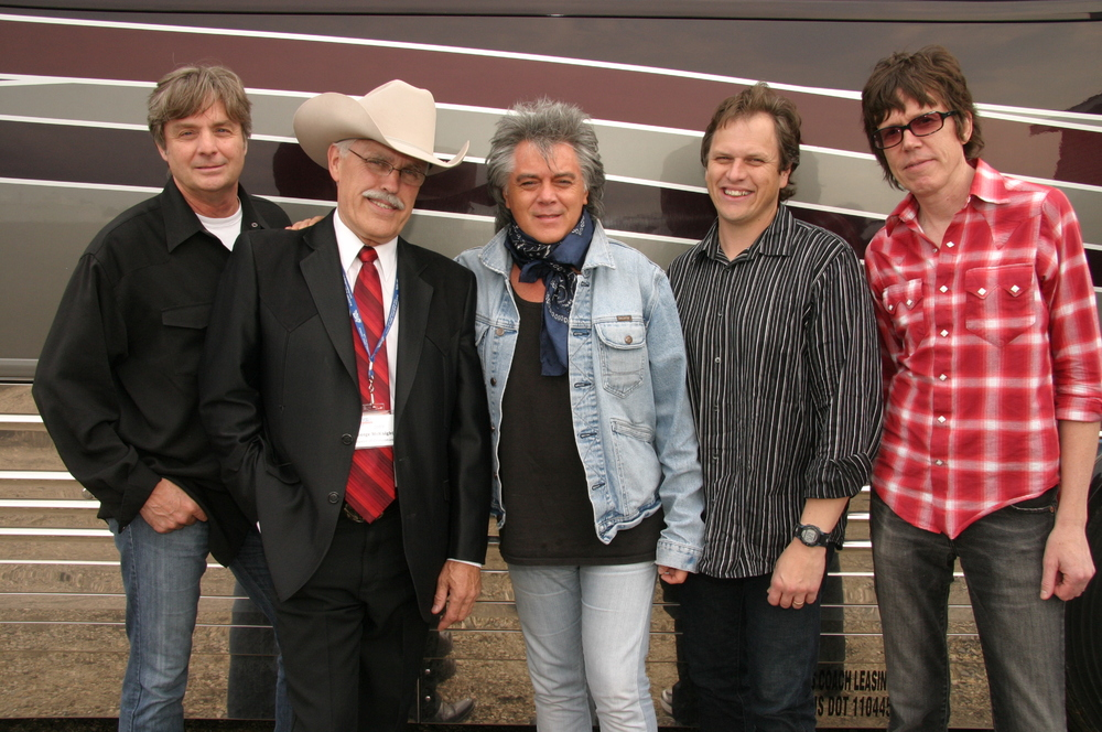 2009 - Marty Stuart & his boys with George McKnight