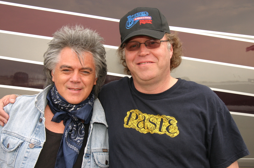 2009 - Marty Stuart & Peter North