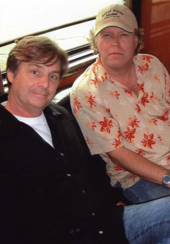 2009 - Harry Stinson & Peter North